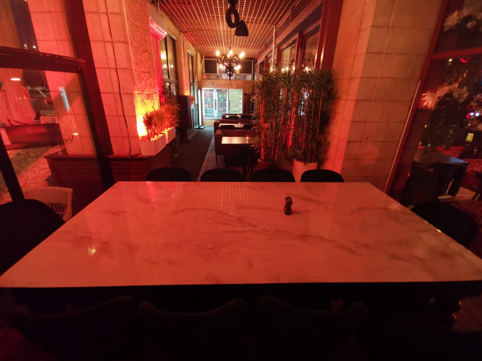 9 בר/  Lounge