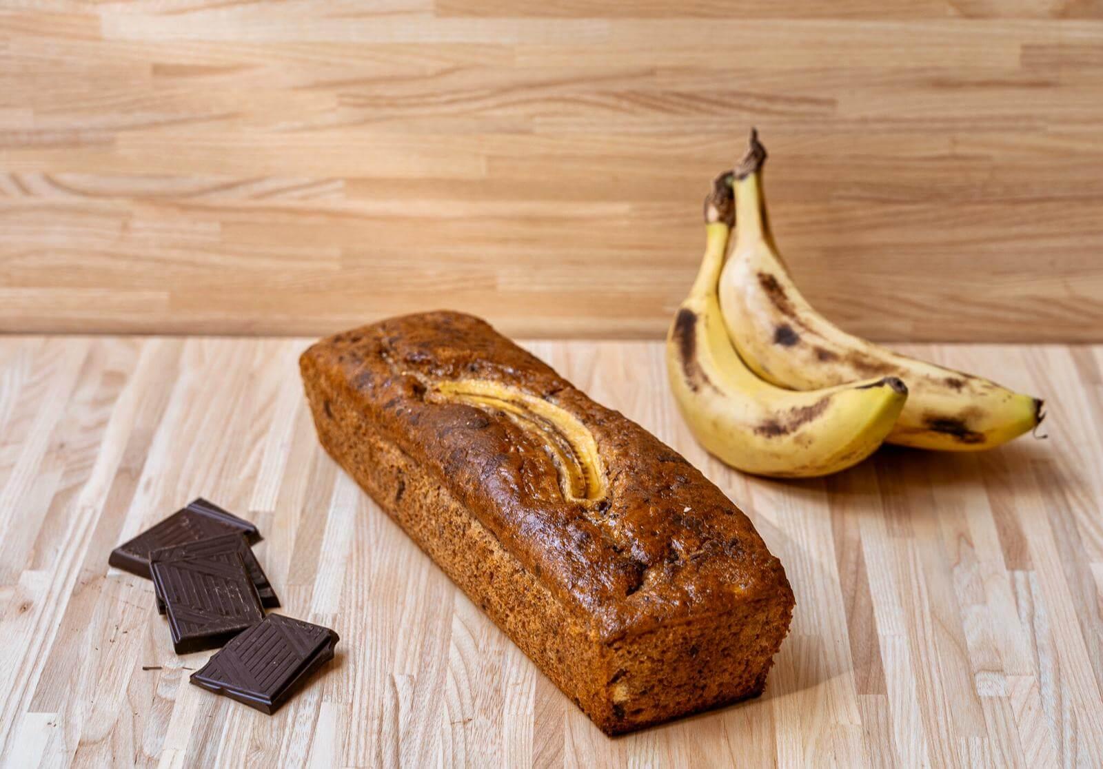 שני דייזי דנה/ עוגה בחושה בננה ושוקולד ציפס