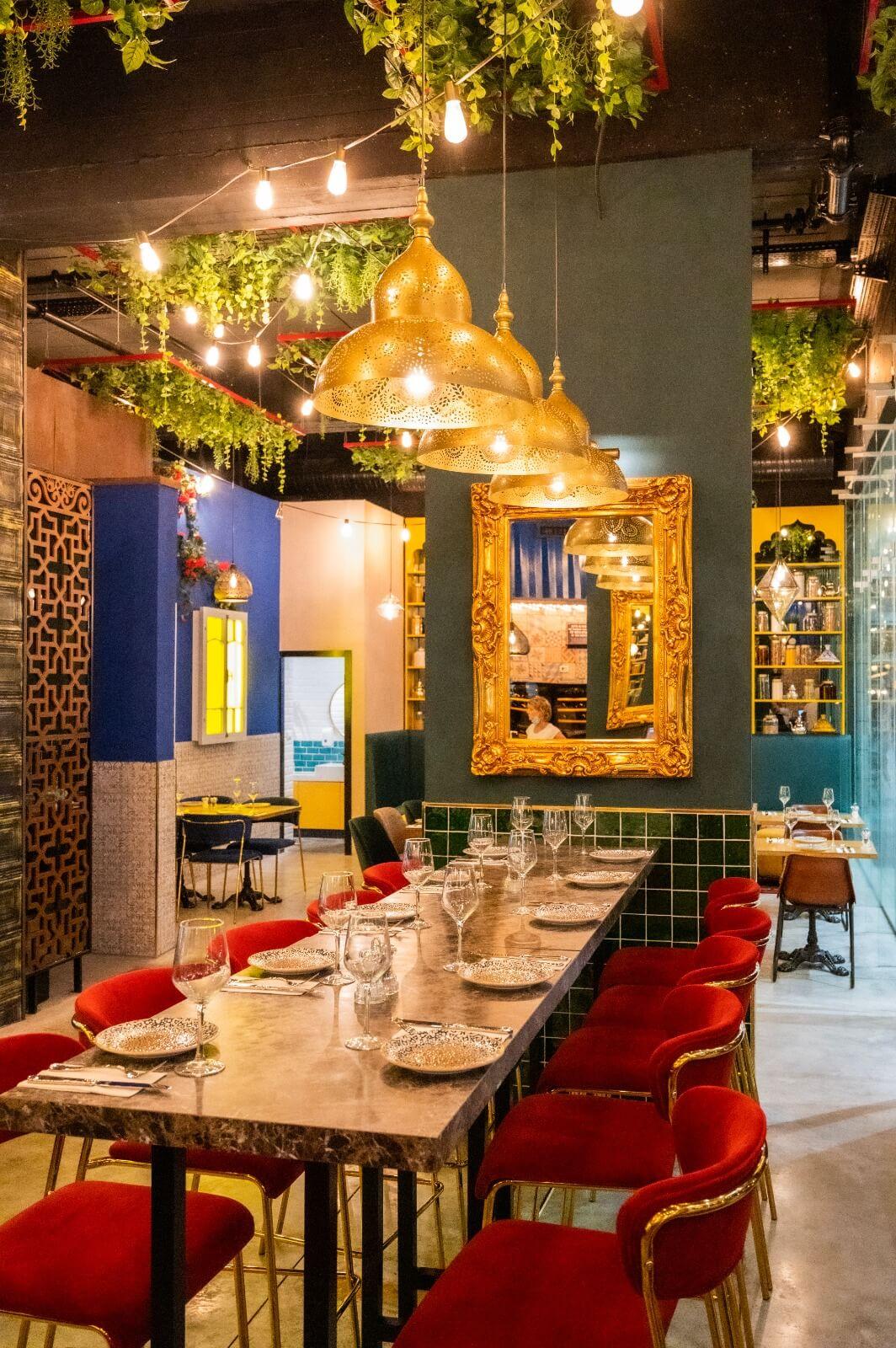 מסעדת רשל מרינה אשקלון